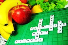 Nutrition - stock photo