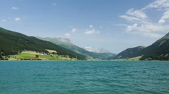 Alpine Lake in South Tyrol by Summer Stock Footage