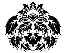 Stock Illustration of gothic emblem