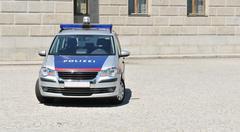 Police car Kuvituskuvat