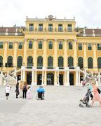 Stock Photo of Schonbrunn Palace, Vienna