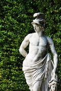 Classical statue - stock photo