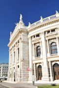 Burgtheater Stock Photos