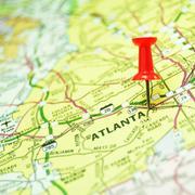 Atlanta, US Kuvituskuvat
