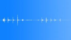 Card shuffle hand Sound Effect