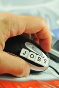 Job search Stock Photos