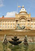 Stock Photo of Birmingham