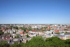 Stock Photo of Bydgoszcz Cityscape in Poland