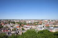 Stock Photo of Bydgoszcz Cityscape in Poland