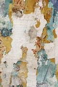 Cracked Plaster - Grunge Background Stock Photos