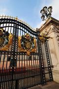 Buckingham Palace - stock photo
