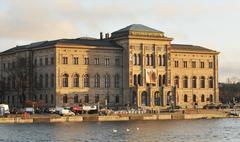 Stockholm National Museum Stock Photos