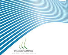 business metaphor - stock illustration