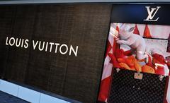 Stock Photo of Louis Vuitton