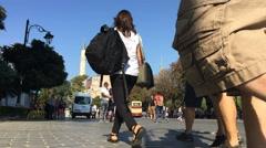 Hagia Sophia Istanbul  4 Stock Footage