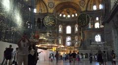 Hagia Sophia Istanbul  9 Stock Footage