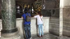 Hagia Sophia Istanbul  10 Stock Footage