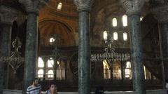 Hagia Sophia Istanbul  18 Stock Footage