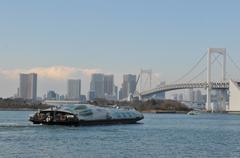Tokyo sightseeing - stock photo