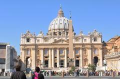 Vatican City - stock photo