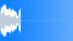 User interface error beep 0002 - sound effect