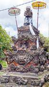 Demon statue, Ubud, Bali Kuvituskuvat