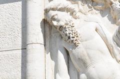 Venetian architecture Stock Photos