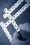 Know how - stock photo