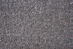 new asphalt of a road - stock photo