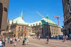 Inner City, Bremen - stock photo
