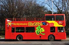 Stock Photo of Dublin sightseeing