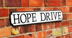 Hope drive Stock Photos