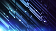 fracture blue - stock footage