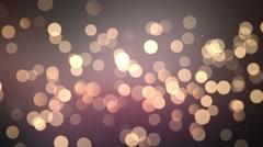 Glamorous lights 1 Stock Footage