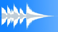 Stock Sound Effects of Clean Elegant Audio Logo
