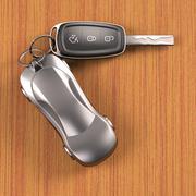 Key Car - stock photo