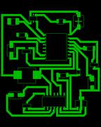 electrical scheme - stock illustration