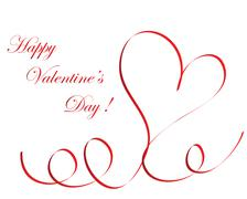 Stock Illustration of valentine frame
