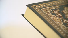 Holy Quran. Stock Footage