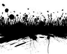 Stock Illustration of grunge vector background
