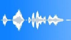 Agreeing Hum 07 - sound effect