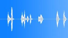 Agreeing Hum 03 - sound effect