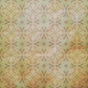 Stock Illustration of Seamless vintage background - Victorian tile. Grunge retro vintage