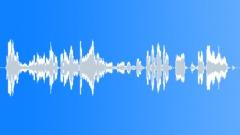 Weird Mumbling 02 - sound effect