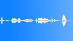 Mumbling 01 - sound effect