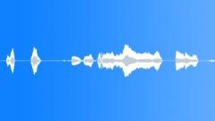 Mumbling 02 - sound effect
