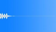 Vibraphone Videogame Notification - Mslp Sound Effect