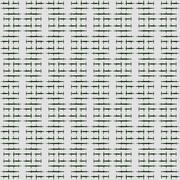 Pattern of spikes Stock Illustration