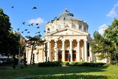 Bucharest, Romania - stock photo