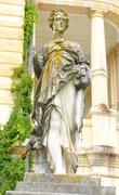 Roman goddess - stock photo